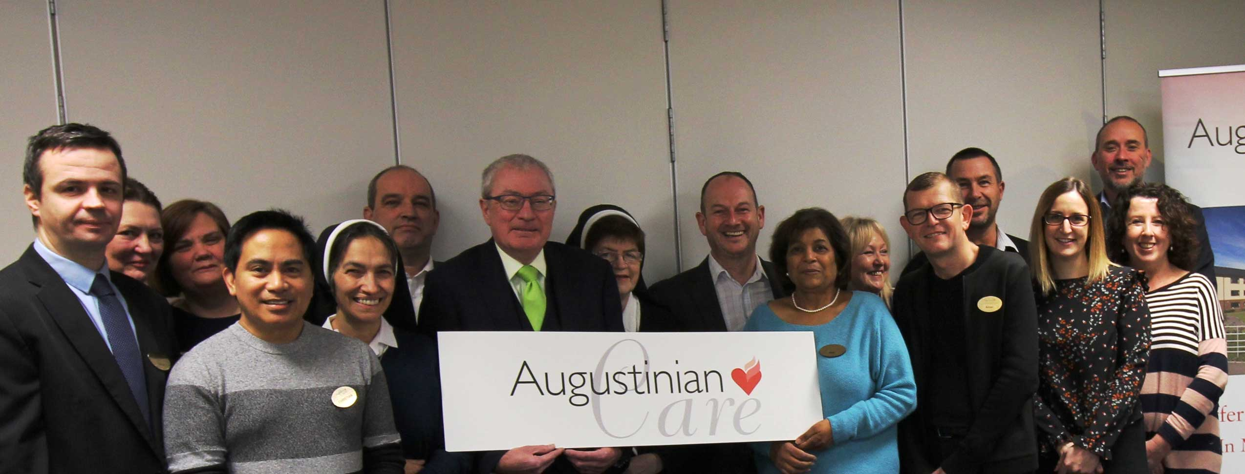 Augustinian Care - Banner 1